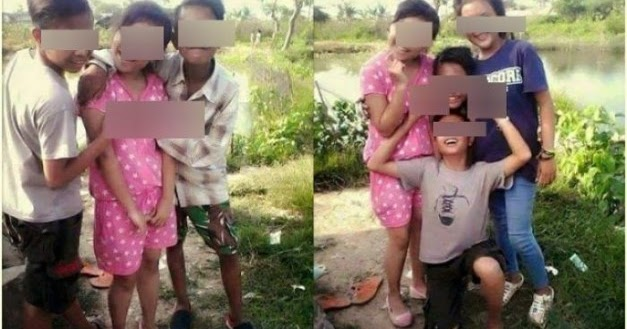 Foto Anak SD Yang Memegang Payudara Teman Perempuannya ...