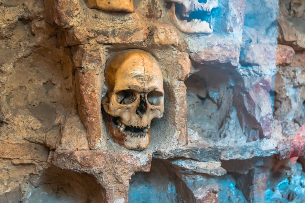 Skull Tower of Niš