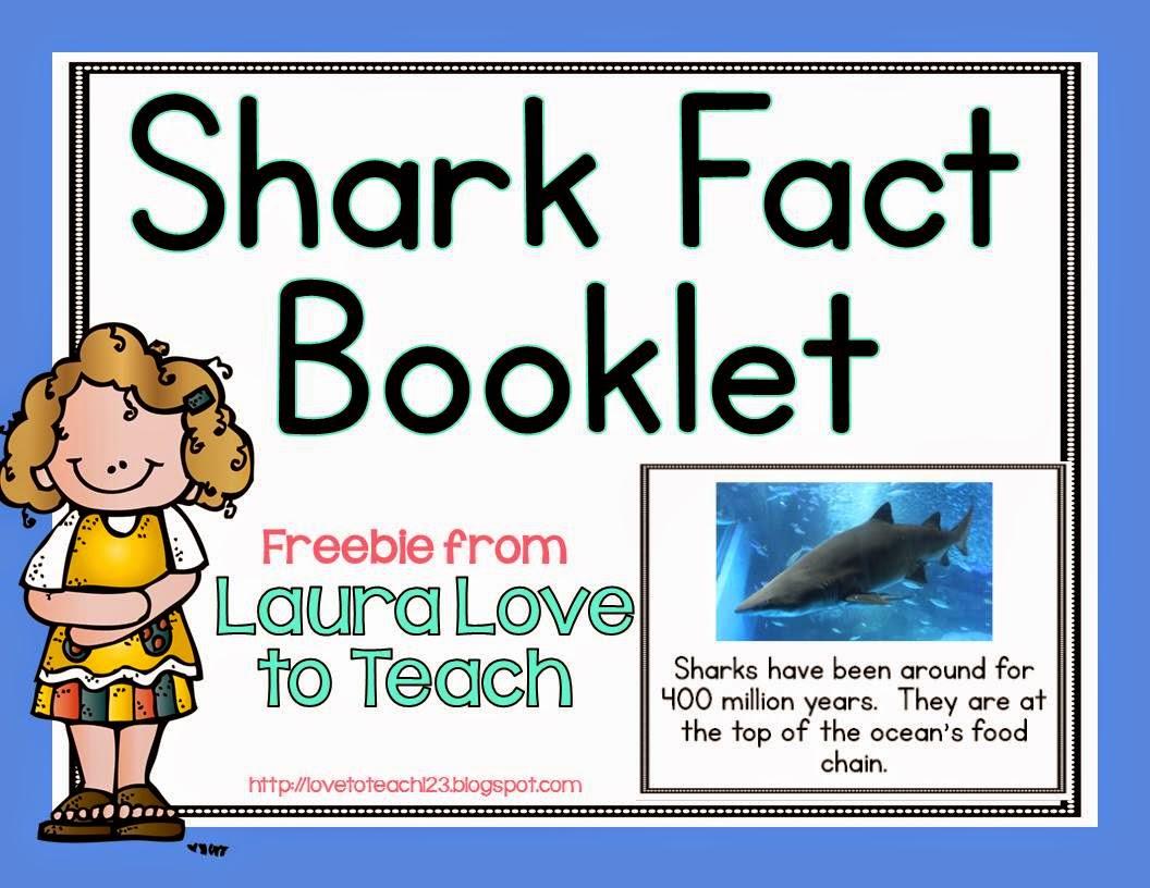 Love To Teach Shark Week Blog Hop