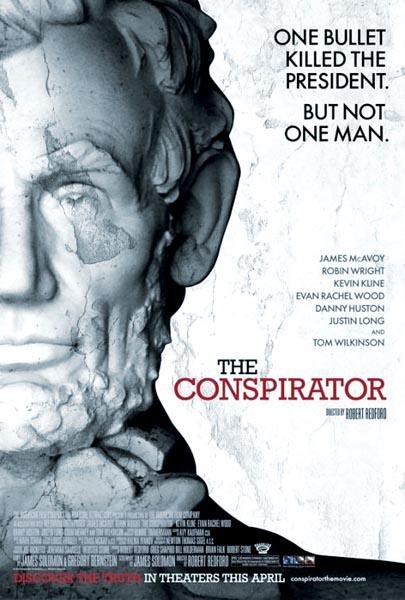 The Conspirator เปิดปมบงการ สังหารลินคอล์น