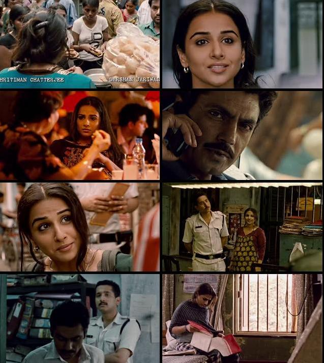 Kahaani 2012 Hindi 480p HDRip 300mb