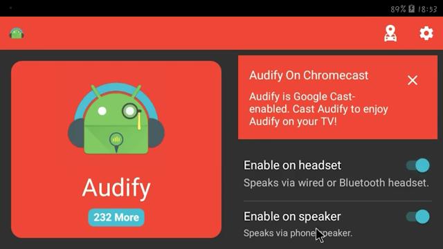 Cara Membuat Hp Android Menyapa Dan Berbicara Di Semua Pesan Chat