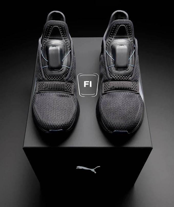 Bluetooth destekli ayakkabı piyasaya çıktı