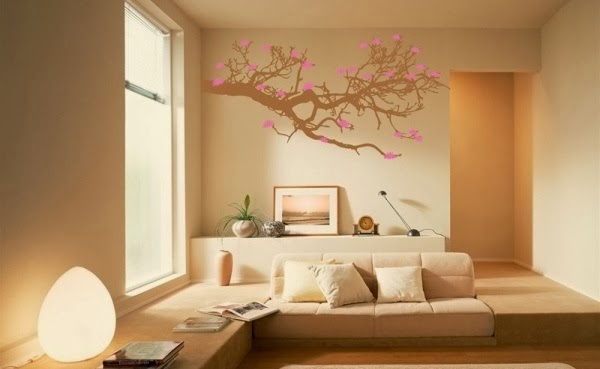 best living room wallpaper reception room