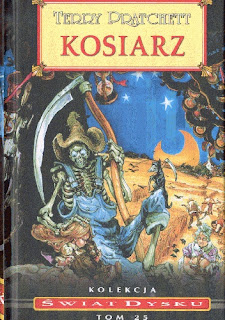 """Kosiarz"" - Terry Pratchett"
