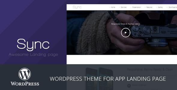 WordPress App Themes