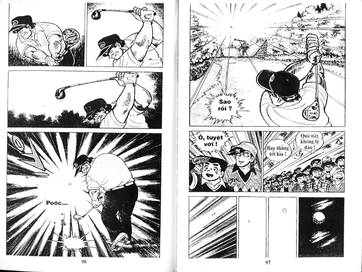 Ashita Tenki ni Naare chapter 43 trang 45