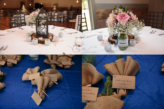 Wedding details at Noah's Event Venue in Auburn Hills Michigan