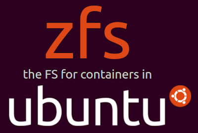 ZFS is *the* FS for Containers in Ubuntu 16.04!