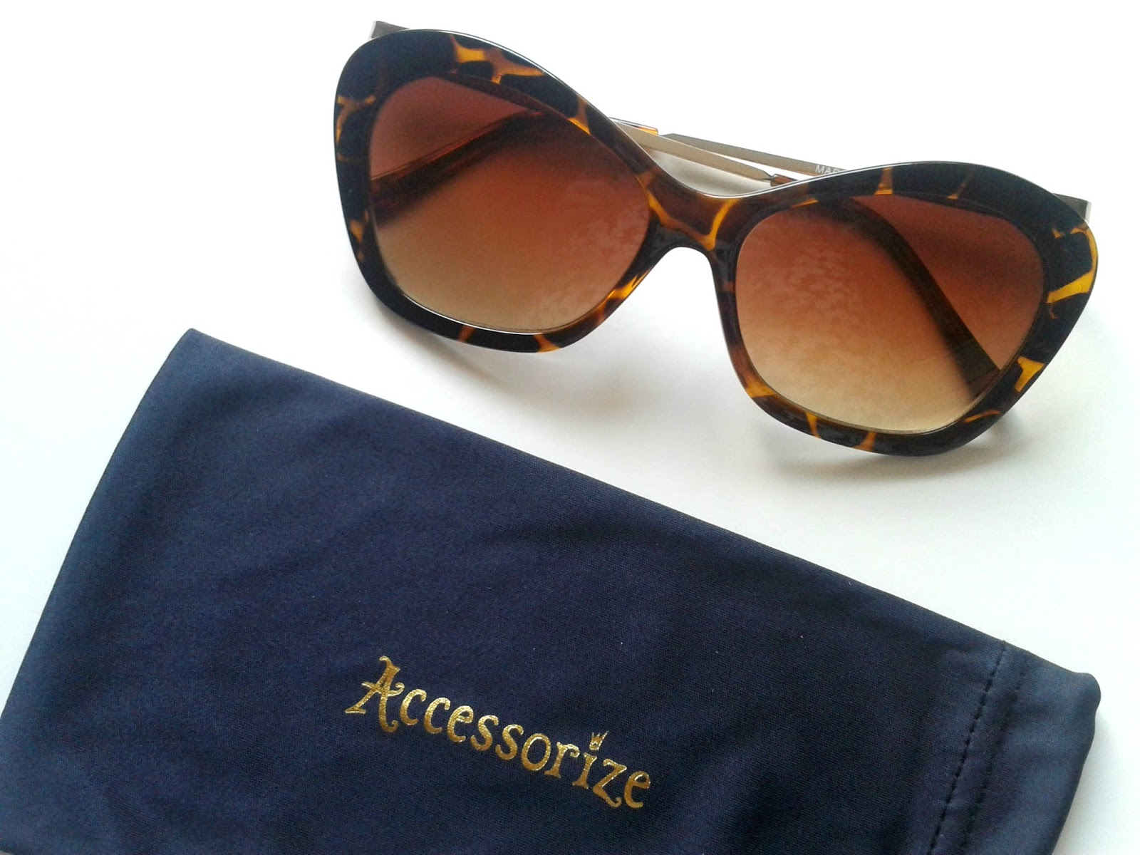 Accessorize Jane Cat Sunglasses Sale Haul Summer