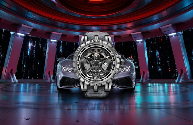 Serial innovator Roger Dubuis lets rip at the SIHH
