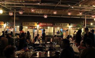 Paskal Food Market - Outbound Lembang Bandung