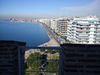 Συγκέντρωση και πορεία αγροτών στο κέντρο της Θεσσαλονίκης