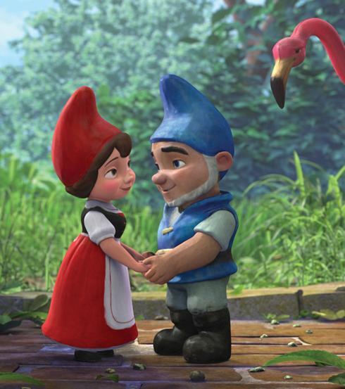 Female Garden Gnomes: Ent: Gnomes: Cute Garden Dwellers Or Little Villains?