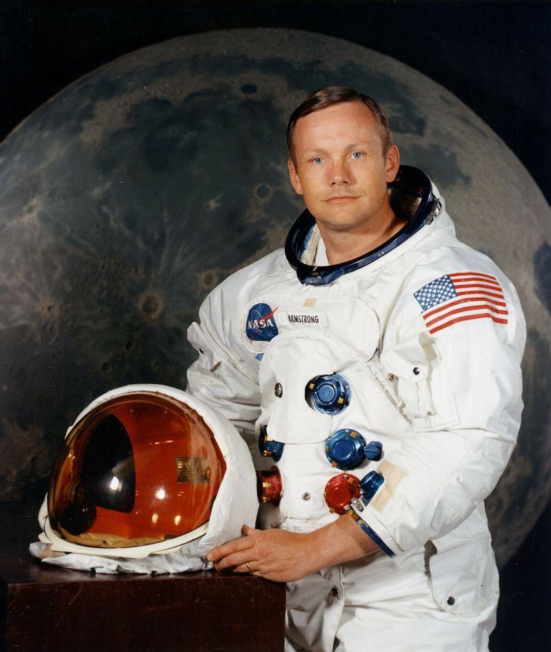 Neil Armstrung US-Astronaut