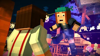 Minecraft: Story Mode v1.15 Unlocked Apk
