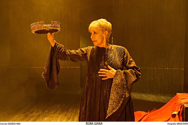 Concha Velasco, como Juana la Loca