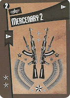 1955 game mercenary card