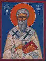 St Cyprian
