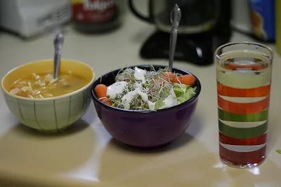 Conseils pour un repas sain au travail