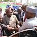 Photos: Atiku visits PDP secretariat