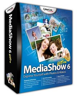 CyberLink MediaShow Ultra 6.0.10019 (Retail) (Español)