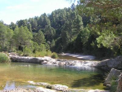 Encanto rural Beceite La Pesquera