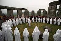 Tradición milenaria en Stonehenge