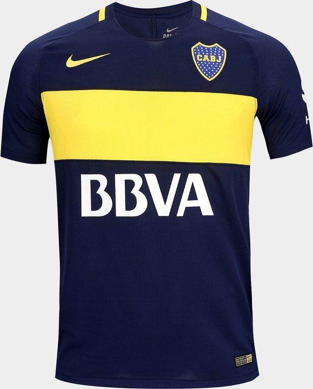 0e4804fb4e4df Nike divulga as novas camisas do Boca Juniors - Testando Novo Site