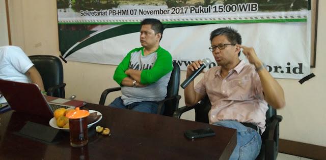Rocky Gerung: Kritikus Teluk Jakarta Memberikan Tanda Adanya Bahaya