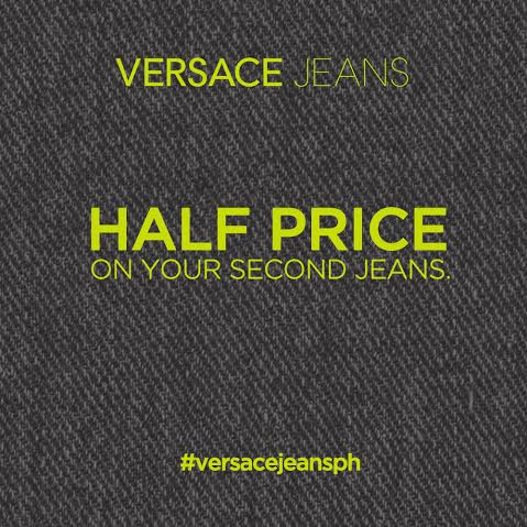 0c72e2dd03 Shop at Versace Jeans Shangri-la Plaza Mall until September 30