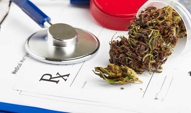 Studies Examining Marijuana and COPD