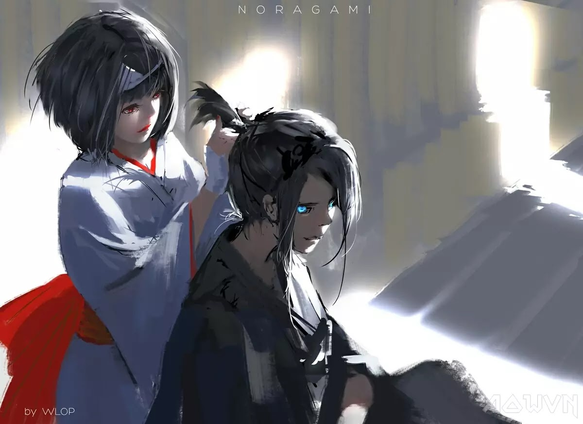 85 AowVN.org m - [ Hình Nền ] Anime Cực Đẹp by Wlop | Wallpaper Premium / Update