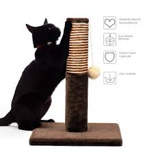 Cat Scratching Posts - Offering Your Cat a Nice Place to Scratch Other Than Your Furniture