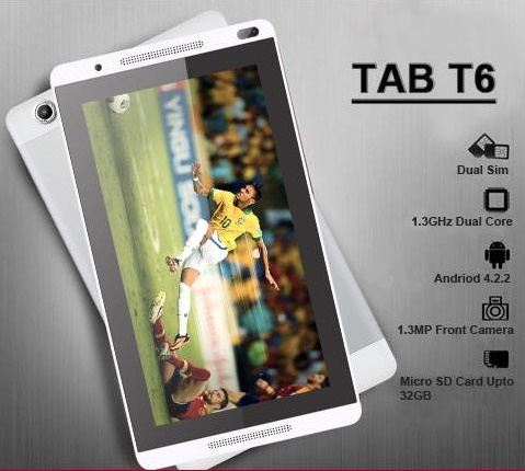 Tablets T6