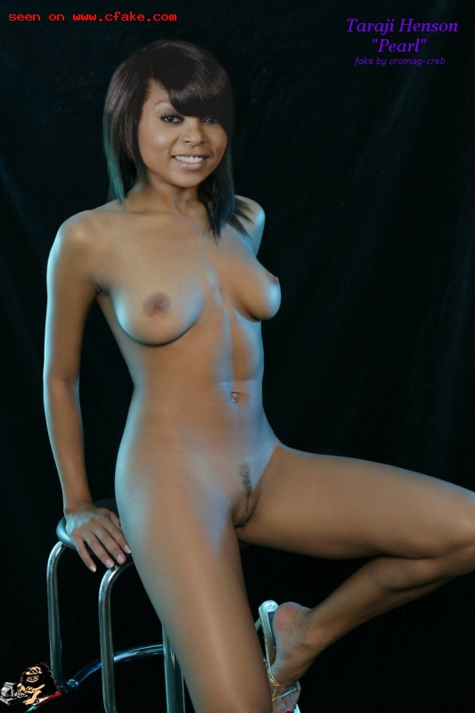Naked Celebrity Girls Taraji Henson-4406