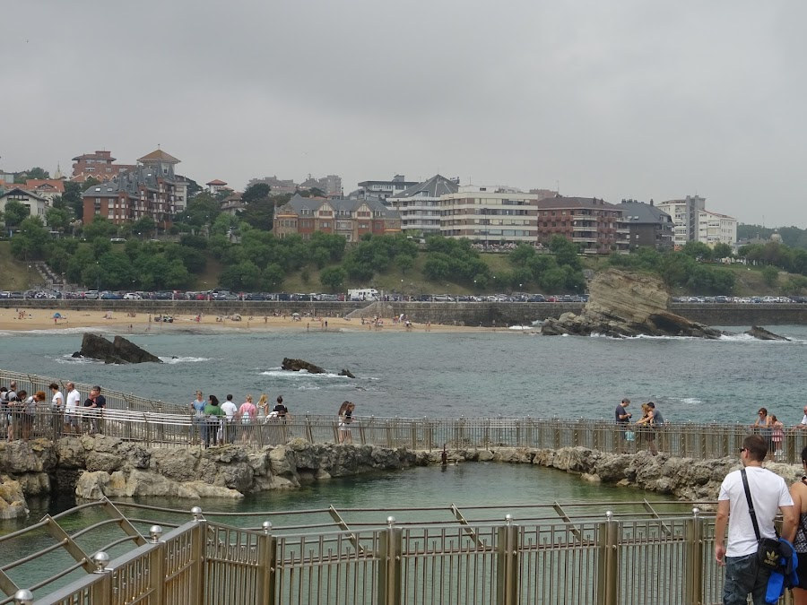 Vistas de la Playa del Camello