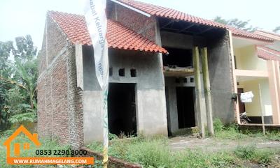 rumah bonjitan di magelang harga mulai 170 juta dengan fasilitas yang memuaskan