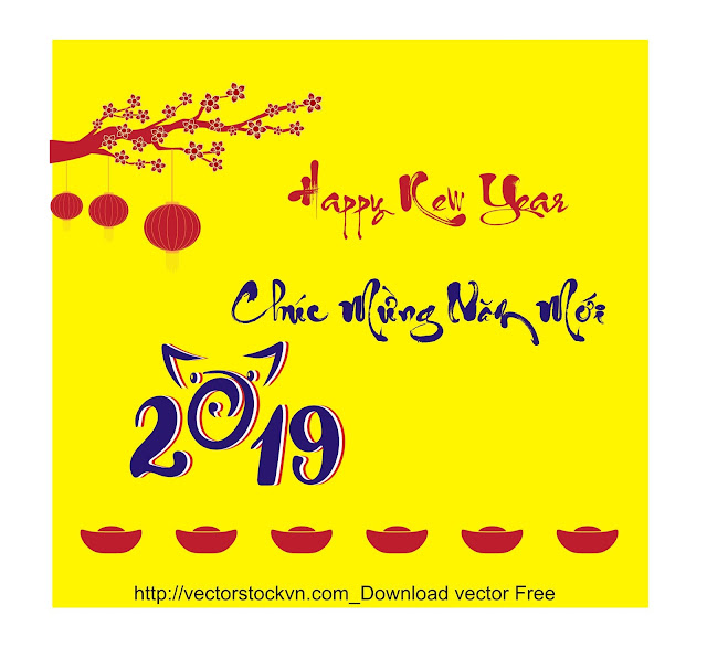 Chinese new year 2019 free