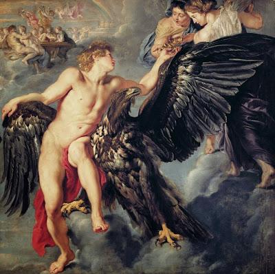 Peter Paul Rubens, Ganimedes (1611-1612), The Princerly Collections, Lichtestein