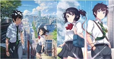 "7 Alasan Anime Kimi no Na wa ""Your Name"" Wajib Untuk Ditonton"