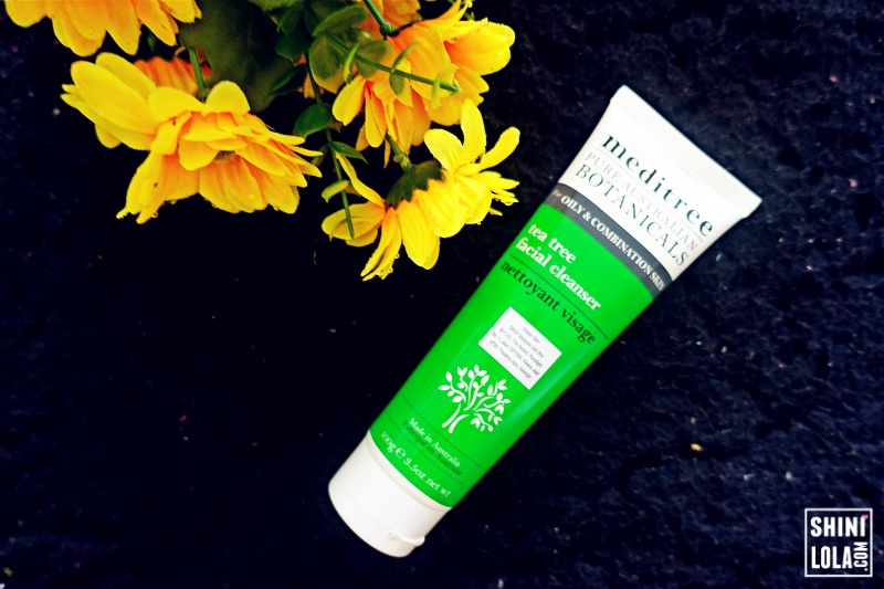 Tea  Tree Facial Cleanser