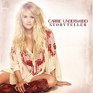 Storyteller Carrie Underwood