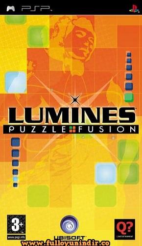 Lumines PSP