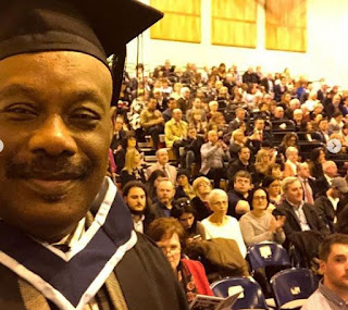 Don Jazzy's Father Gets His First Degree from Ireland Institute With Flying Colors (Photos)
