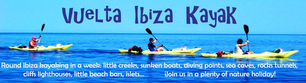 Vuelta Ibiza Kayak English