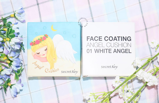 Secret Key Face Coating AngelCushion