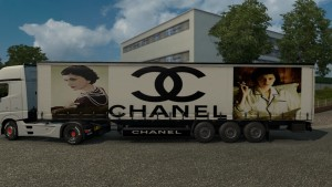 Coco Chanel trailer mod