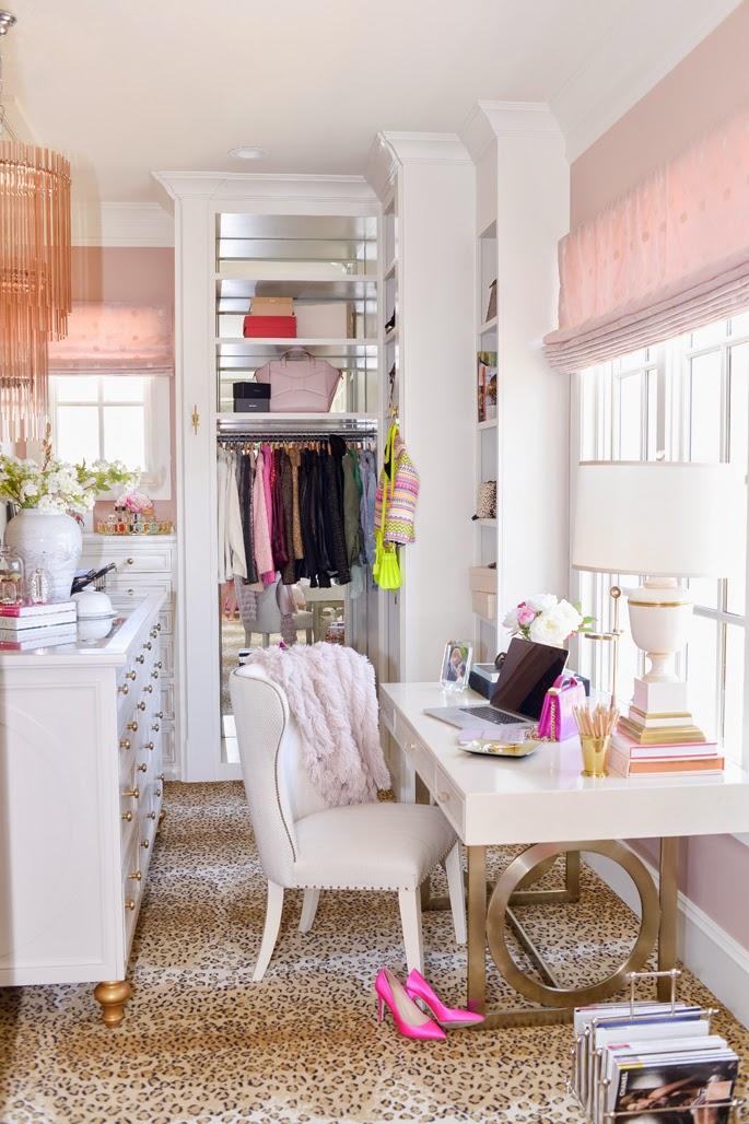 Surprising Blog Da Pripri O Closet Home Office De Rachel Parcell Largest Home Design Picture Inspirations Pitcheantrous