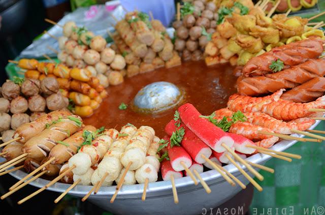 Con đường ẩm thực của Thái Lan được thế giới đánh giá như thế nào ?